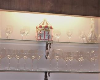 Stemware and Decanters