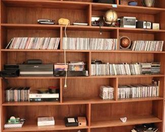 Loads of CDs