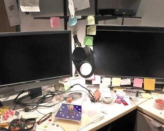 Dell & Sony Monitors