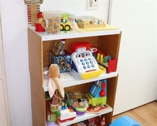 Kid and Toddler Toys