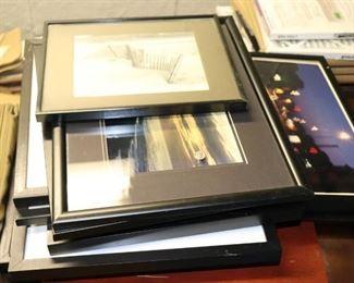 Framed Decorative Photos