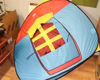 Indoor Pop Up Tent for Kids