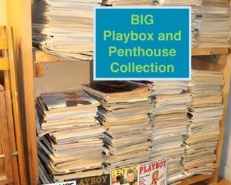 Big Playboy & Penthouse Collection