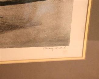 Signed Art by David Divorak