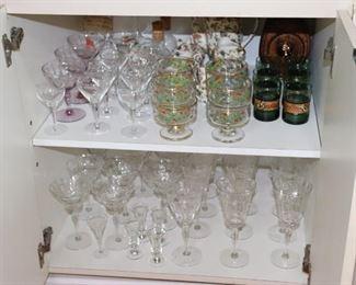 Stemware and Dessert Cups