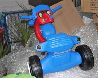 Toddler Ride-On Toy