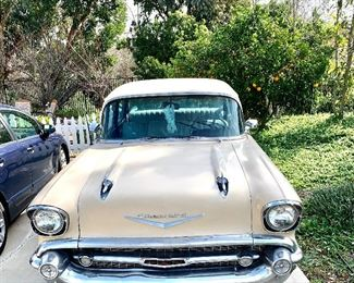 1957 Classic Chevy Bel Air