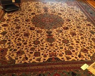 medallian carpet