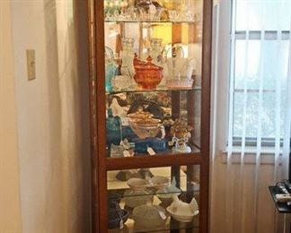 1 of 3 matching display Cabinets