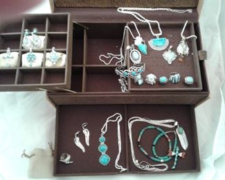 Rings, Necklaces, Bracelets, and Earrings
