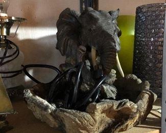 Elephant Fountains