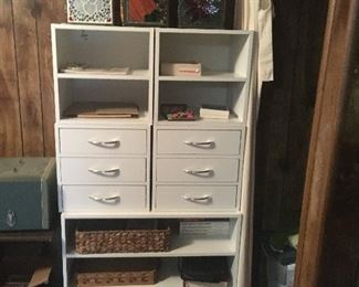 3 piece storage unit $75.00