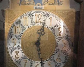 Working Bulova grandfather clock