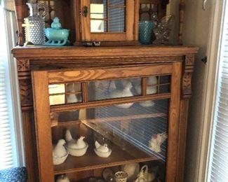 Beautiful Oak cupboard