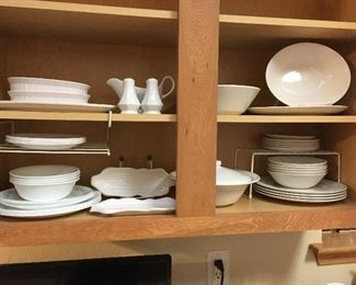 Dishes, Correlle,
