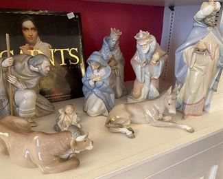 LLADRO NATIVITY SET