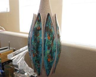 """30"""" tall Mid-Century Lamp."""