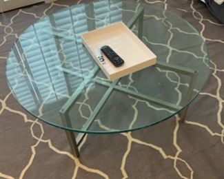 Create and barrel coffee table