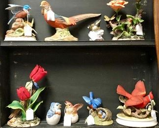 ANDREA by SADEK and Other Porcelain collectors pieces
