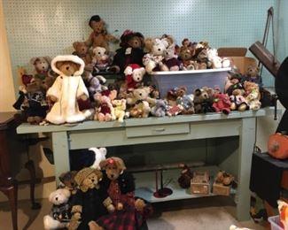 Boyd Plush Bears