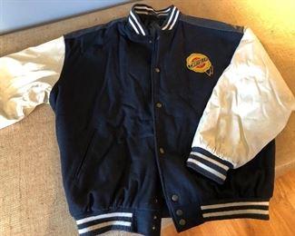 Chrysler bomber jacket