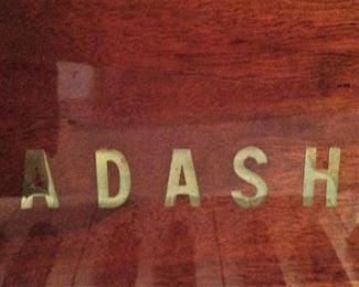 Tadashi baby grand piano