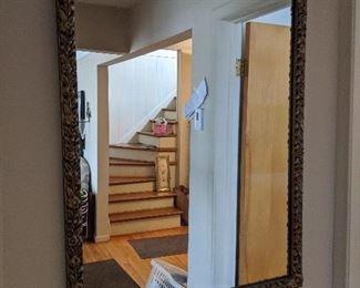$40  Square mirror