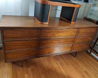 $250  Triple dresser