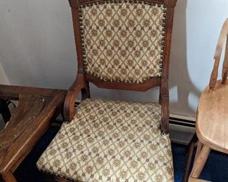 $30  Victorian style chair