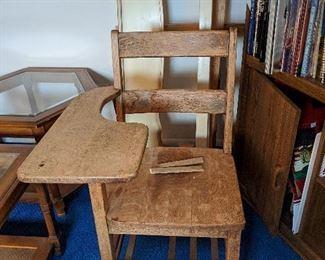 $10  Vintage school desk