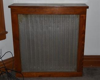 Radiator cover $90. Three available.