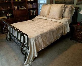 Auto-adjust bed...