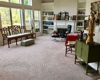 View of Family Room