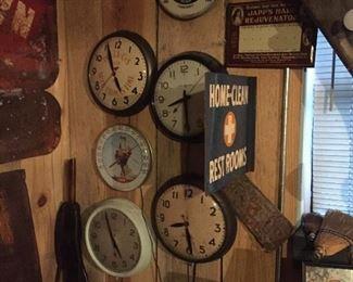 Military & School Clocks