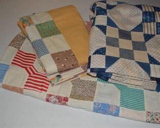 Antique Quilt Tops