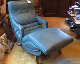 """$400.00 - Available for presale. 1955 """"Contour Chair"""" Original paper label on bottom"""