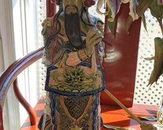 Guan Gong Statue
