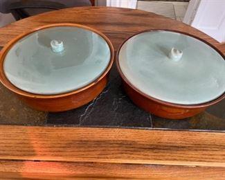 Redwing Bean pots