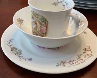 Beatrix Potter 3 pc. Set