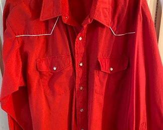 Vintage western shirt