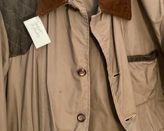 Vintage William Gallagher hunting jacket and pants