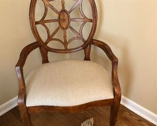 Spider Back Dining Chairs - Lane furniture