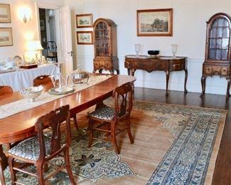 Beautiful Mahogany & Walnut Furniture