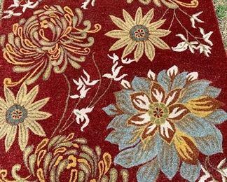 Wool rug - $65.00