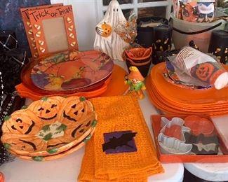 Halloween galore