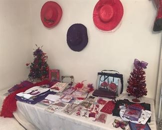 Red Hat items