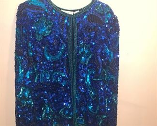 Beautiful sequined jackets