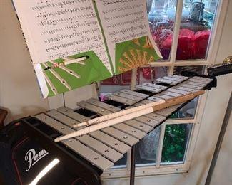 Pearl Xylophone