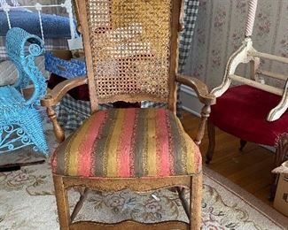 One of 4 matching chairs