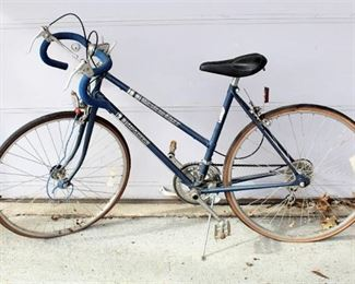 Vintage Western Flyer 10 speed Bike - Blue